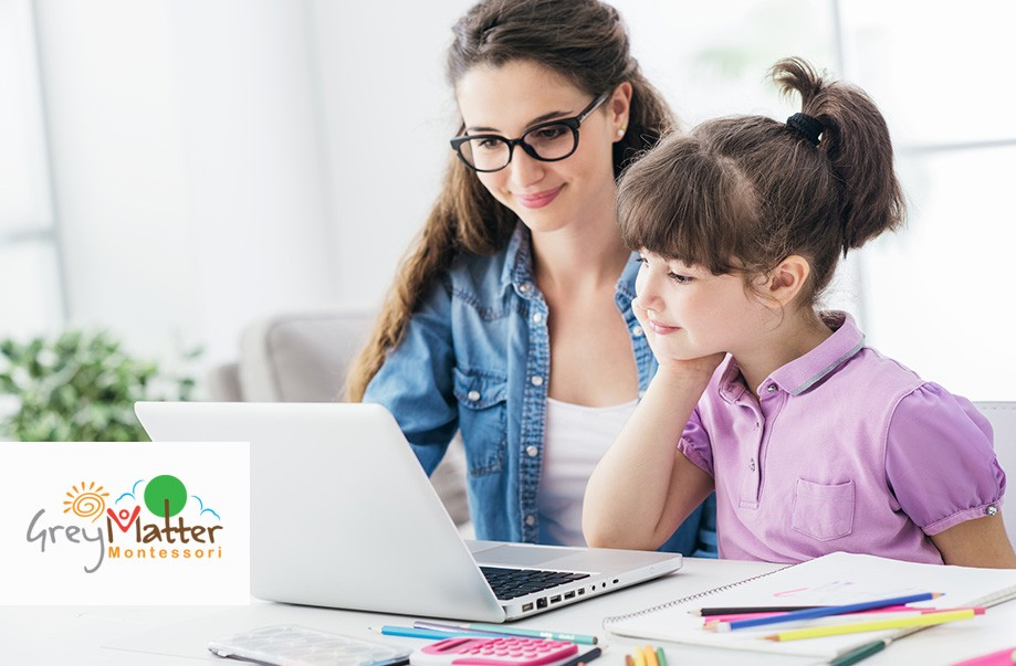 How to Register For Our Virtual Calgary Montessori Program