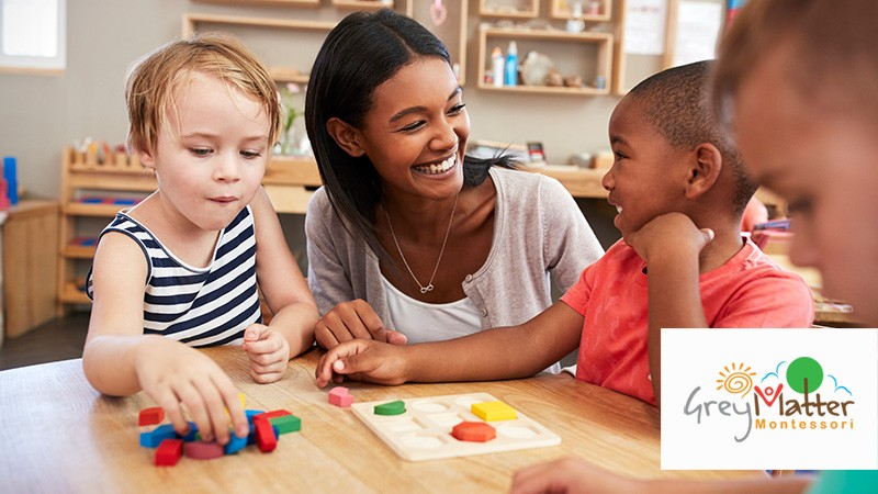6 Core Characteristics of a Montessori Education - Calgary Montessori Preschool