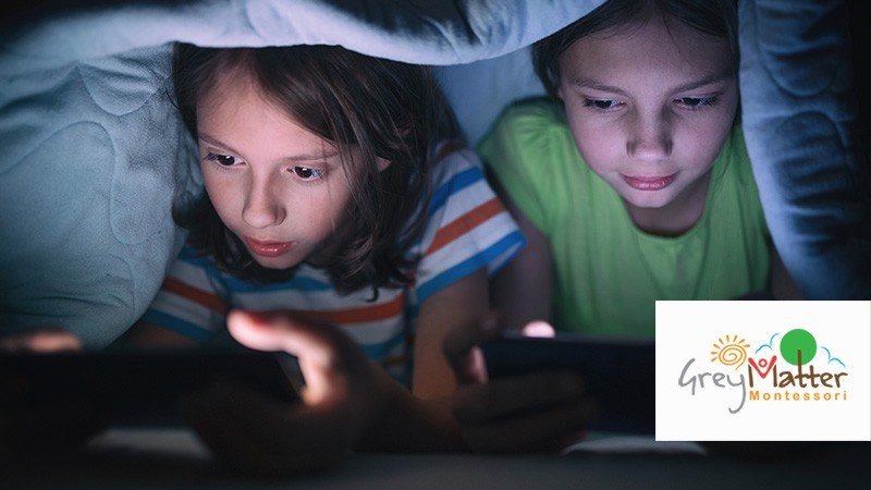 Eight ways that you can make sure your child is living a healthy digital life - Montessori Daycare Calgary