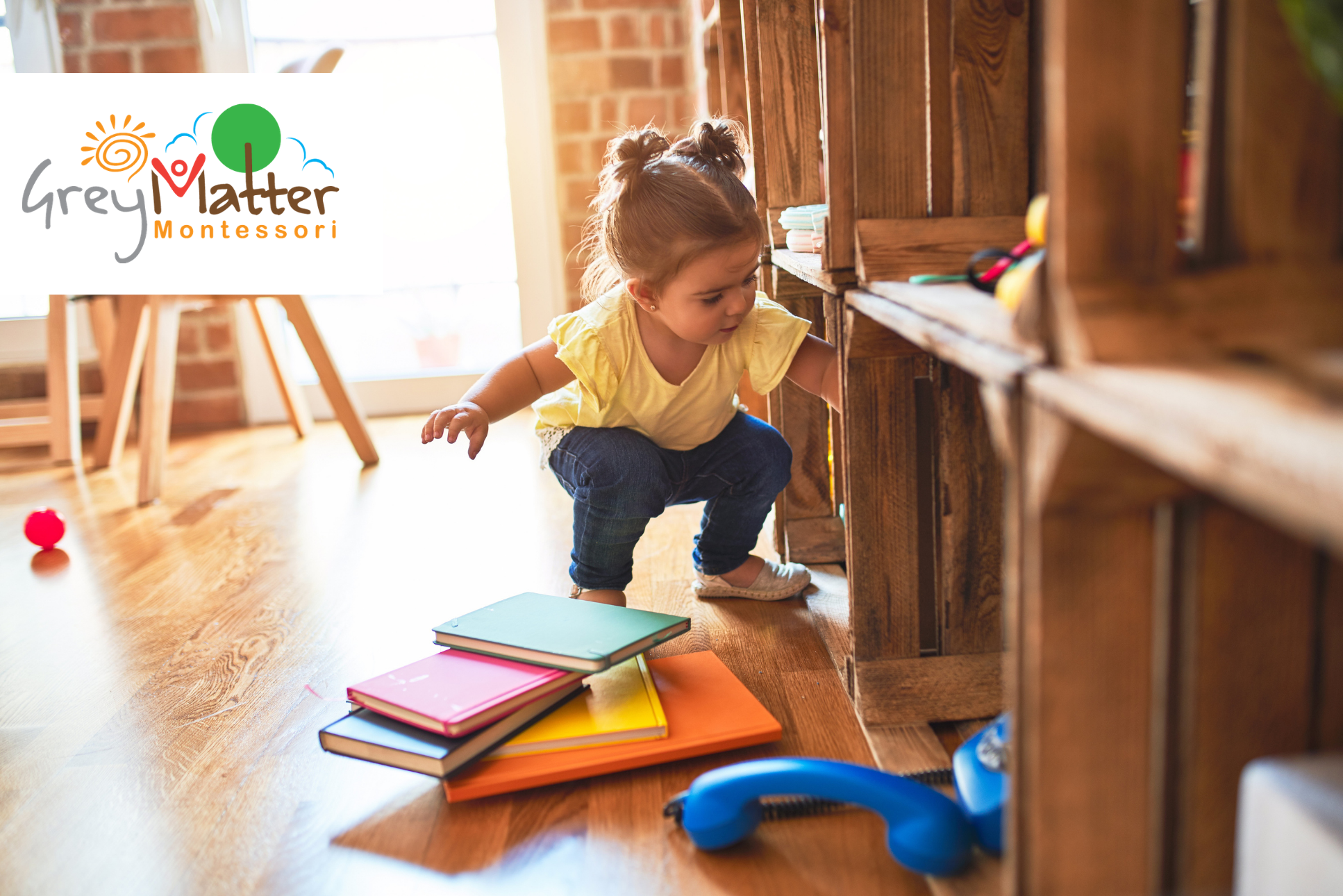 4 Ways You Can Create a Montessori Friendly Home