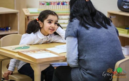 grey matter montessori individualized learning